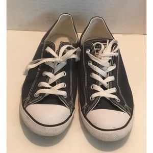Converse All Star Navy Blue Sneaker Like NEW 10